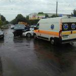 У Рівному в ДТП постраждали двоє дітей
