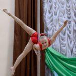 Золото та бронзу привезли рівненські дівчатка з дитячого чемпіонату з танців на пілоні