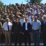 У Рівному зв'язківці відзначили 50-ліття створення військової частини