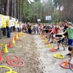 «Олімпійське літо»  завітало до рівненських дітей у санаторно-оздоровчий комплекс