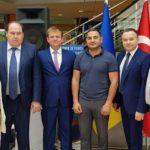 Делегація з Рівненщини обговорила співпрацю місцевого летовища з аеропортом Даламан