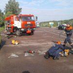 На Рівненщині проведено раптову перевірку оперативної готовності пожежно-рятувальних підрозділів до дій за призначенням