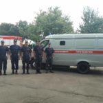 Група рівненських піротехніків вирушає на схід України для виконання завдань з гуманітарного розмінування