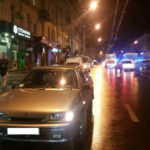 У Рівному на вулиці Соборна у ДТП постраждав пішохід