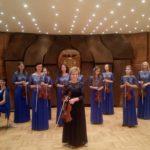 Талановитий ансамбль скрипалів «Арієтта» Міського Палацу Культури шокував Болгарію!