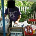 Підприємець з Сарн продавав в Олевську цигарки з акцизною маркою ДНР