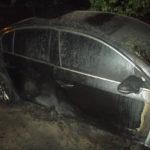 Хто підпалив автомобіль з'ясовуватимуть правоохоронці