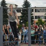 На Рівненщині відбулися відбіркові змагання на чемпіонат України за програмою «Street workout»