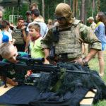 """Дитячий табір на Рівненщині """"поповнився"""" спецпризначенцями"""