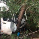 На Рівненщині рятувальники деблокували травмованого водія з понівеченого внаслідок ДТП вантажного автомобіля