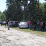 Поліцейські продовжують пошук жінки, яка зникла у лісовому масиві Рівненського району