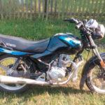 Житель Рокитнівщини викрав мотоцикл в односельця