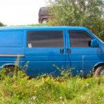 Поліцейські оперативно розшукали викрадені на Рівненщині мотоцикл та мікроавтобус
