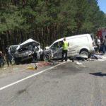 На Сарненщині унаслідок ДТП загинуло п'ятеро осіб