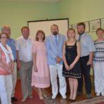Гості з Німеччини привезли на Рівненщину музичні інструменти, літературу та історичні документи