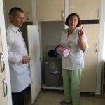 Сьогодні у Рівному відкриють оновлену ембріологічну лабораторію