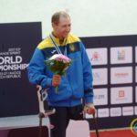 Микола Синюк став володарем бронзової медалі на Чемпіонаті світу
