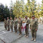 На Рівненщину після виконання завдань в АТО повернулися військові ремонтники