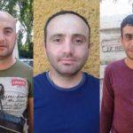 На Рівненщині поліцейські затримали трьох іноземців за скоєну крадіжку
