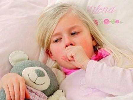 У Рівненській області продовжує зростати захворюваність на кашлюк