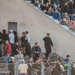 Поліцейські припинили сутичку між глядачами на стадіоні у Рівному