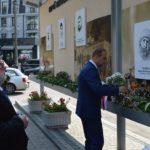 Представники міст побратимів Рівного вшанували пам'ять Героїв АТО та Небесної Сотні