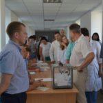 У Рівненському обласному онкологічному диспансері вибирали керівника