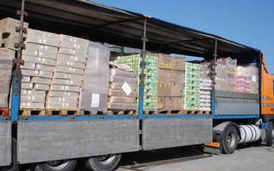 Майже 12 тонн допомоги з-за кордону надійшло до Рівненщини