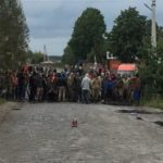 На Рівненщині між старателями, лісниками та поліцейськими виникла сутичка