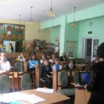 В бібліотеці для молоді пройшов День знань «Україна на карті Європи»