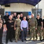 Керівники поліції Рівненщини відвідали колег у зоні проведення АТО