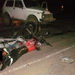 У двох ДТП на Рівненщині постраждали мотоциклісти з пасажирами