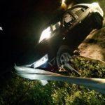 У Рівному нетверезий водій пошкодив відбійник і сам зателефонував на 102