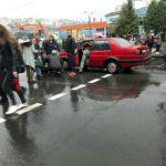 У Рівному на Київськiй автомобіль збив жінку