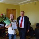 Павло Леонтьєв відзначив 50-річчя на тренерській роботі
