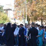 У Рівному відбулася урочиста посвята в студенти