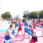 В Рівному відзначили День фізичної культури і спорту