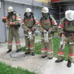 На території Рівненської АЕС відбулися тактико-спеціальні навчання
