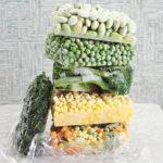 Як правильно заморожувати овочі на зиму