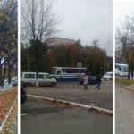 У Рівному на Степана Бандери автобус збив неповнолітнього хлопця