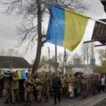 Рівненщина поховала 23-річного Героя, який загинув в АТО