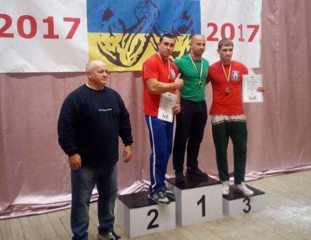 Тренер районної спортшколи виборов срібло і бронзу на Кубку України