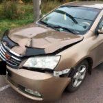 На Рівненщині дівчинка потрапила під колеса авто