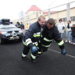 Рівненські рятувальники у столиці продемонстрували майстер-клас