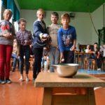 Для дітей у школі-інтернаті провели цікавий квест за звичаями та традиціями індіанців