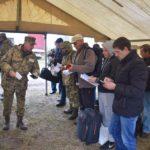 На Рівненському полігоні розпочались збори оперативного резерву першої черги