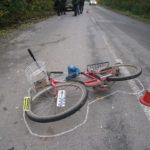 У ДТП на Рівненщині постраждав велосипедист