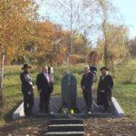 У Рівному відкрили пам'ятний знак на «єврейці»
