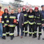 Рівненські рятувальники прийняли участь у Міжнародних змаганнях