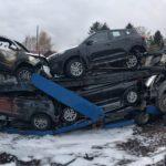 Рятувальники розповіли, як ліквідували пожежу у вантажному автомобілі та деблокували загиблого водія